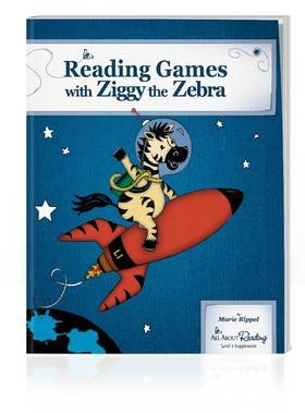 Ziggy Zebra - All About Reading Level 1 Reading Games with Ziggy the Zebra