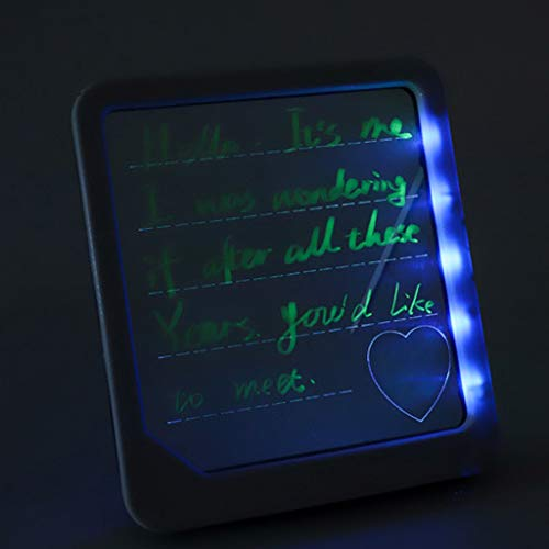 - LED Menu Board Message Sign display dry erase Fluorescent Neon Writing