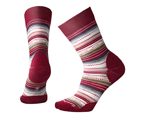 - Smartwool Women's Margarita Tibetan Red Heather Medium