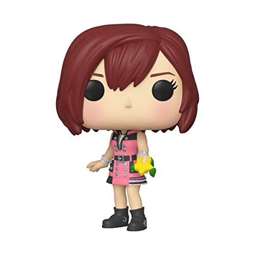 Funko Pop Disney Kingdom Hearts 3-Kairi w/Hood Figura Coleccionable, Multicolor (39940)