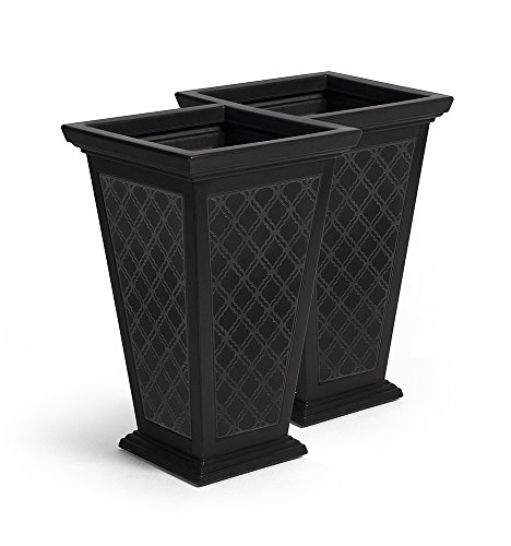 Casablanca Planter (2-pack) by FCMP Outdoor