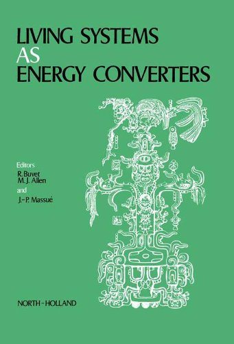 Living Systems as Energy Converters