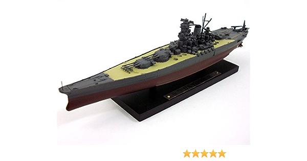1:1250 Scale Battleship WW1 WW2 IJN Yamato