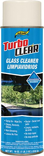 SM Arnold (66-216) Turbo Clear Ammoniated Glass Cleaner - 18 oz.