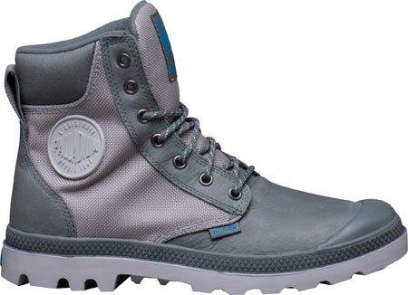 Palladium Unisex Adults' Pampa Sport Cuff Wpn Combat Boot, Brown, 8 M US Men Purple