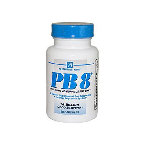 Nutrition Now Pb8 Acidophilus by Nutrition Now