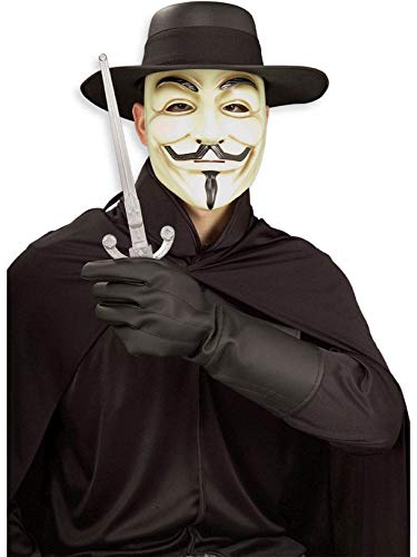 V for Vendetta Costume Kit]()