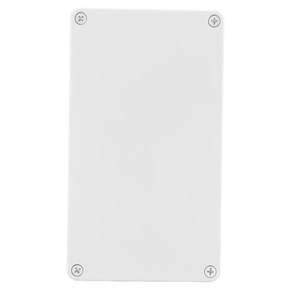 Armario El/éctrico Resistente al Agua Caja de Instrumentos Caja de Instrumentos IP65 ABS 158 * 90 * 60mm