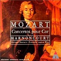 Concerto pour cor Nos 1 à 4