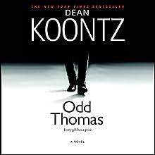 Odd Thomas Audiobook by Dean Koontz Narrated by David Aaron Baker