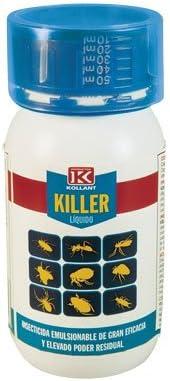 KOLLANT INSECTICIDA LIQUIDO KILLER 250ml.