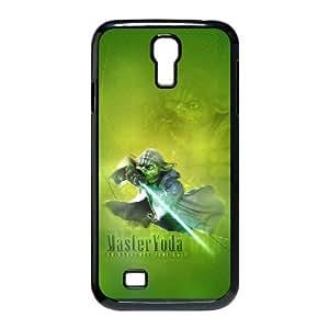 Samsung Galaxy S4 9500 phone case Black Star Wars Yoda AAPU8003700