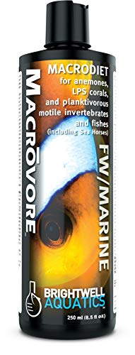 Brightwell Aquatics Macrovore Food for Anemones, 250 mL by Brightwell Aquatics