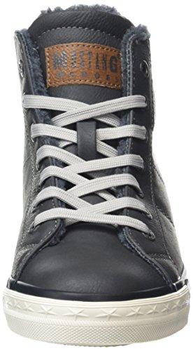 Mustang 1146-601, Zapatillas Altas para Mujer Gris (259 graphit)