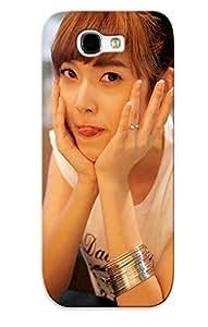 Fashion Tpu Case For Galaxy Note 2- Girls Generation Defender Case Cover For Lovers wangjiang maoyi