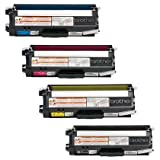GLB Premium Quality Compatible Brother TN310 Toner Cartridges Set , TN310K Black,TN310C Cyan,TN310M Magenta,TN310Y Yellow
