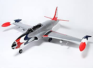 Thunderbirds T-33 90mm EDF Jet Trainer EPS 1683mm (PNF) (AU