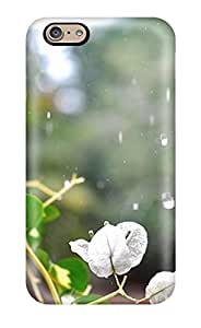 linJUN FENGSnap-on Raindrops Nature Case Cover Skin Compatible With Iphone 6