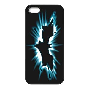 Shiny black bat Cell Phone Case for iPhone 5S