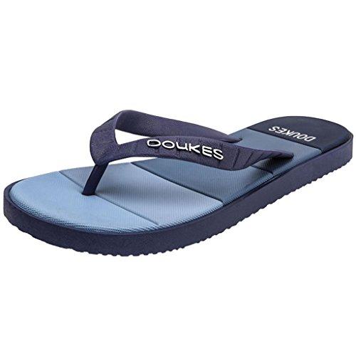 prape Flops Playa Zapatillas blue Zapatillas Flip Zapatillas Unisexo dark Couple rgCrwq4
