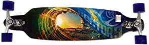 Sector 9 Fractal Complete Skateboard, 9.0 x 36.0-Inch from Sector 9 Skateboards