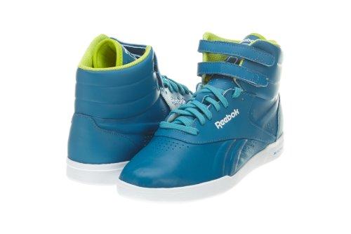 F S Blue Classicstylej81835 Reebok Hi F White Green s O Ultralite Ltr dqXzRBw