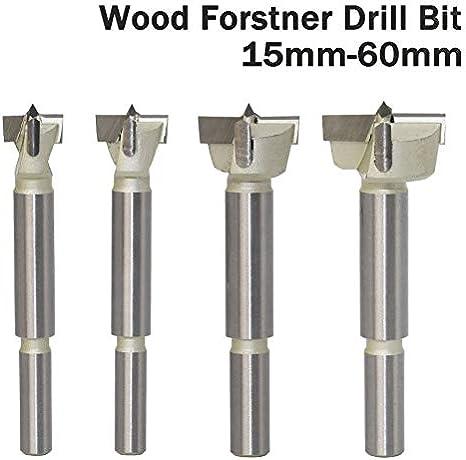 linstallation de portes sph/ériques bois 55mm M/èches bois tiroirs HSS fraise bois carbure vous aide rapidement pour faire des trous propres /à fond plat dans le bois