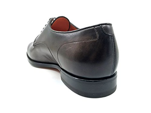 Santoni Chaussures de Ville à Lacets pour Homme * Dark Brown 6eiXhSIvB