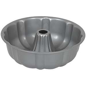 Baker's Secret Basics Nonstick Fluted Tube Pan
