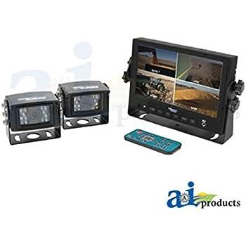 Amazon Com Cc7m2cq Quad Cabcam Weatherproof Rear View