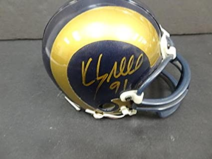 Image Unavailable. Image not available for. Color  Jack Youngblood Kevin  Greene Signed Rams ... ae28bf3de