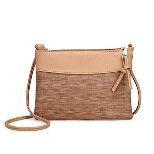 Retro for in Stylish Design Women CieKen Bags Purses Crossbody Khaki Bag Shoulder xpFzYBwq