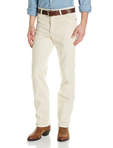Men's Cowboy Cut Slim Fit Jean, Prewashed Wheat, 38Wx36L