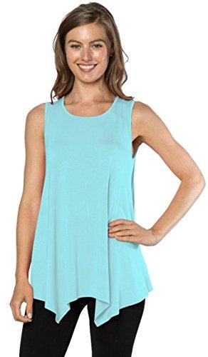 aqua swing dress - 5