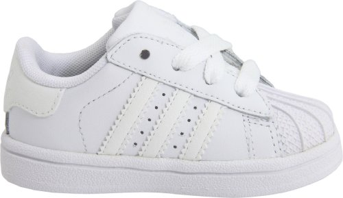 Adidas Superstar 2 Sneaker (baby) Lopen Wit / De In Werking Wit / De In Werking Wit