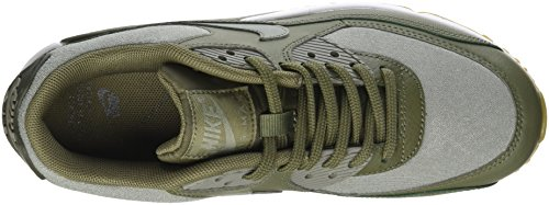 Sequo NIKE 90 Running Verde 205 Max Medium Dark Donna Olive Stucco Air Scarpe BqOPC