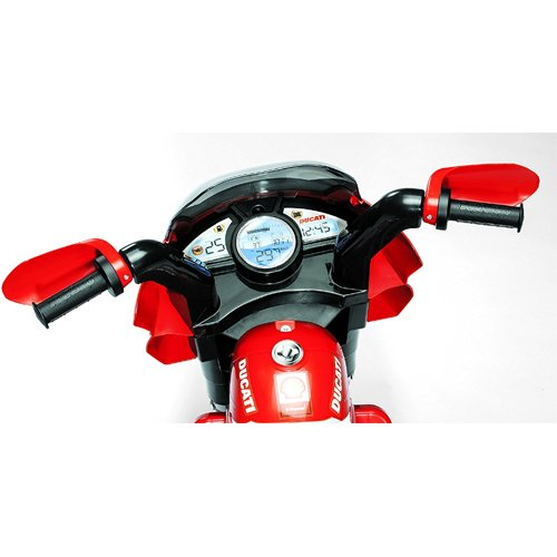 Peg-Perego-Ducati-Desmosedici-Ride-On-Motorbike-with-Spare-6-Volt-Battery-and-Charger