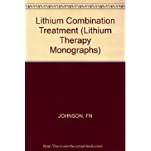 Lithium, Combination Treatment