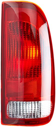 TYC 11-3189-01-9 Ford CAPA Certified Replacement Right Tail Lamp