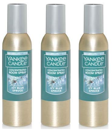 Yankee Candle ICY Blue Spruce Room Spray 1.5 Oz.