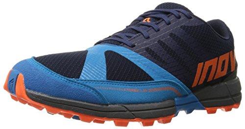 Inov-8 Mens Terraclaw 250 Chaussures De Route Et Hdo Workout Bundle De Visière Marine / Bleu / Orange