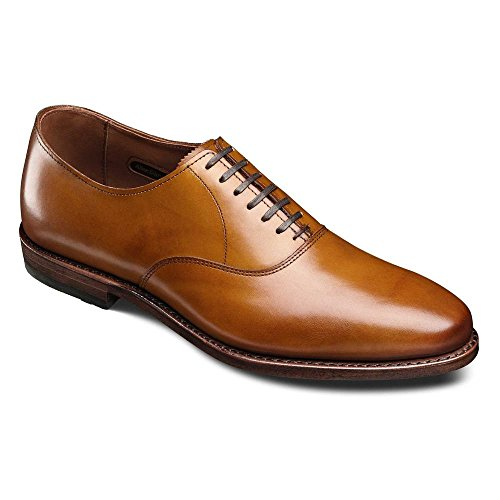 Allen Edmonds Men's Carlyle Oxford,Walnut,10 3E US