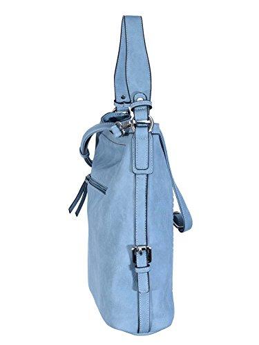 clair femme Bleu Bleu bleu l'épaule porter Sac Clair pour à Gabor à zw4qCWF