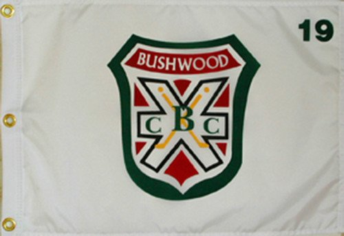 Caddyshack Bushwood Country Club Pin Flag