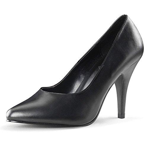 Heels-Perfect - Pantuflas de caña alta Mujer Schwarz (Schwarz)