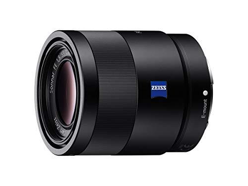 Sony 55mm F1.8 Sonnar T FE ZA Full Frame Prime Lens - Fixed (Renewed) (Sony 55mm F1 8 Sonnar T Fe Za)