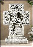 St. Francis Cross Figurine
