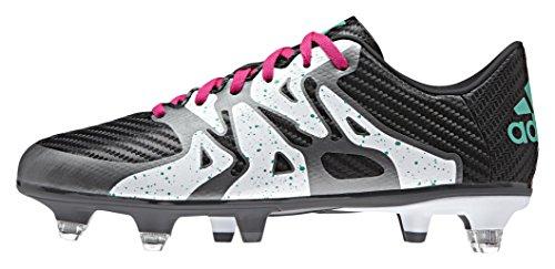 adidas Unisex – Bimbi 0-24 X 15.3 Sg J scarpe da calcio