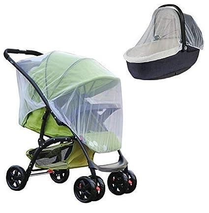 Baby Xl Premium Universal Insektenschutz Für Kinderwagen Und Babywiegen Mit Gummizug Mückennetz Moskitonetz Extra Gross Feinmaschig Weiss Baby