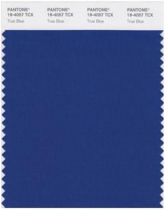 PANTONE SMART 19-4057X Color Swatch Card, True Blue by Pantone ...